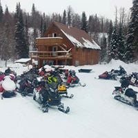 **CANCELLED** Talvista Lodge Overnight Ride #2 @ Talvista Lodge overnighter #2. Ride is Cancelled