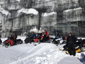 Postponed for Weather - Whittier to Wolverine Glacier - Sargent Icefield - Advanced Riders @ Sargent Icefield | Whittier | Alaska | United States