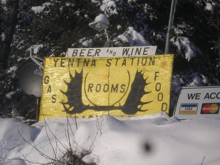 Upper Yentna River report–3/15/19