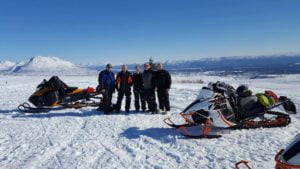 """High Country"" in South Denali day ride !  RSVP needed @ High Country"