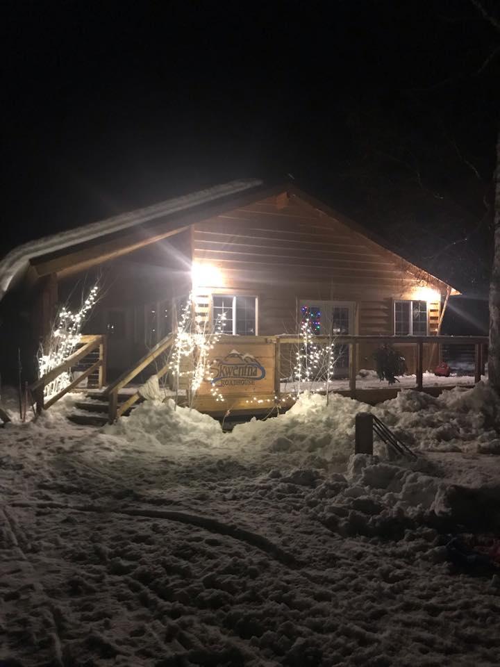 Skwentna Roadhouse report–1/30/19
