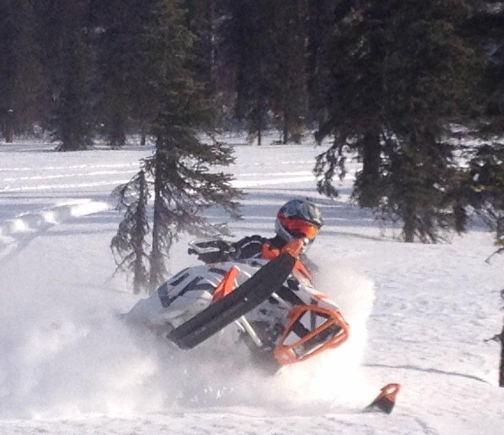 South Denali trail report–2/23/19