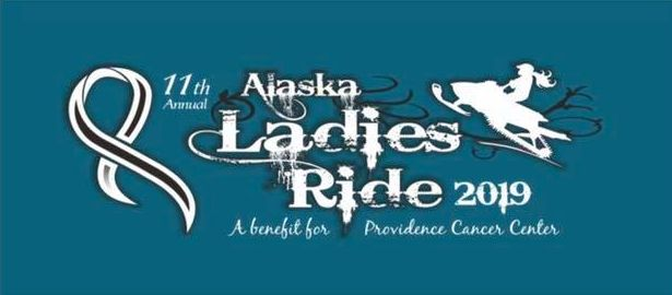 13th Annual ALASKA LADIES RIDE !!!