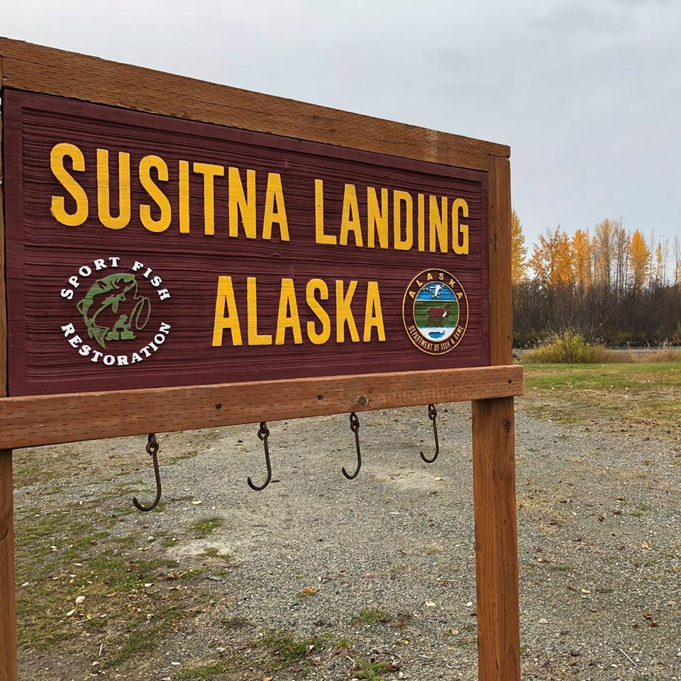 JJS Outdoors at Susitna Landing Willow conditions update–3/23/19