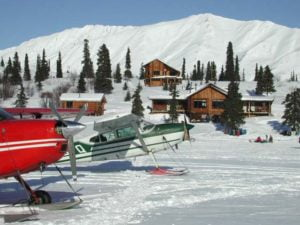 THE ULTIMATE overnight ride !!   6 days in sledder's paradise @ Rainy Pass